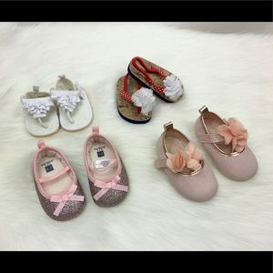 Baby Shoes/Sandals Bundle